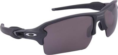 Oakley Round Sunglasses(Grey)