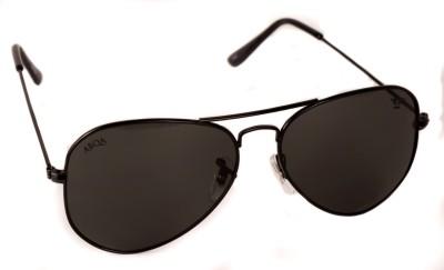 Abqa Sports, Shield Sunglasses(For Boys & Girls)
