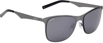 Fave Wayfarer Sunglasses(Grey) at flipkart