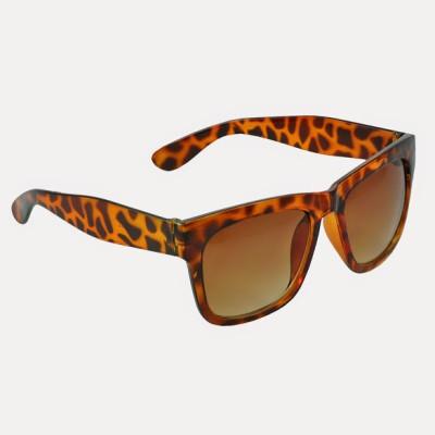 Diovanni Wayfarer Sunglasses(Brown)