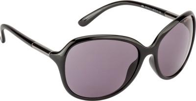 Farenheit Over-sized Sunglasses(Violet) at flipkart