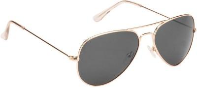 Vincent Chase Aviator Sunglasses(Blue)