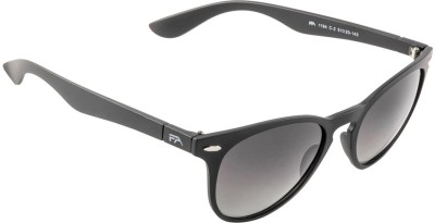 Farenheit Aviator Sunglasses(Green) at flipkart