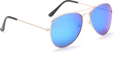 Chemistry CM3025C1 Aviator Sunglasses(Blue) at flipkart