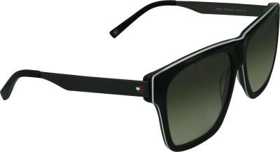 Tommy Hilfiger Rectangular Sunglasses(For Boys) at flipkart