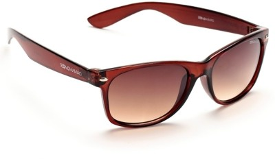 11ae8586a2 81% OFF on Danny Daze Wayfarer Sunglasses(Brown) on Flipkart ...