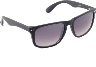 Irayz Wayfarer Sunglasses(Black) at flipkart