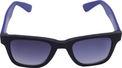 Miami Blues Wayfarer Sunglasses(Grey) at flipkart