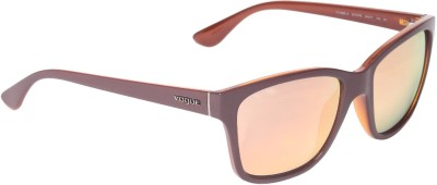 Vogue Cat-eye Sunglasses(Orange)