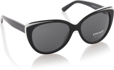 DKNY Cat-eye Sunglasses(Green) at flipkart
