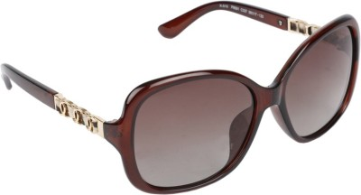 Xross Over-sized Sunglasses(For Girls)