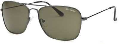Kenneth Cole Rectangular Sunglasses(Grey) at flipkart