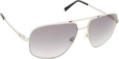 Tommy Hilfiger TH 7965 Blk/Grey C3 S Rectangular Sunglasses