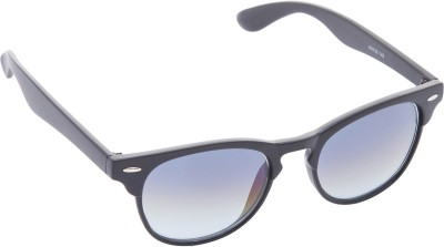Cristiano Ronnie Wayfarer Sunglasses(Blue) at flipkart