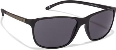 Vincent Chase Wayfarer Sunglasses(Grey)