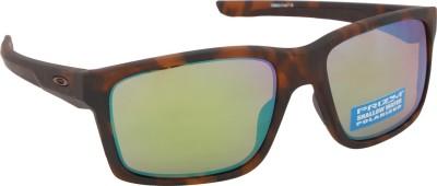 Oakley Wayfarer Sunglasses(Green)
