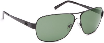 Guess Aviator Sunglasses(Grey) at flipkart