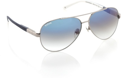 0c473ff64523 Titan g223gtmlmc G223gtmlmc Aviator Sunglasses Blue - Best Price ...