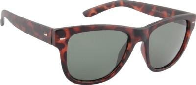 Farenheit Wayfarer Sunglasses(Green) at flipkart