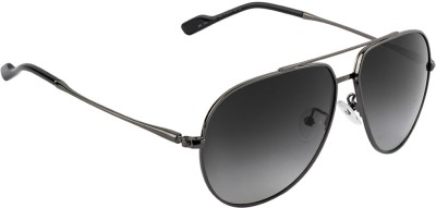 Farenheit Aviator Sunglasses(Grey) at flipkart