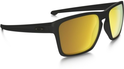 Oakley Wayfarer Sunglasses(Multicolor) at flipkart