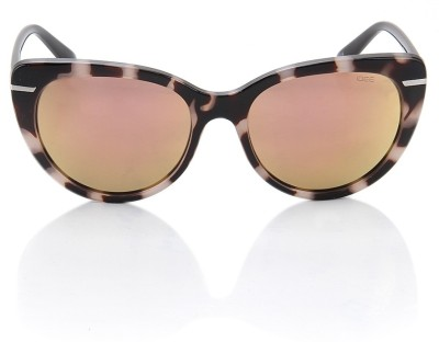 IDEE Cat-eye Sunglasses(Golden)