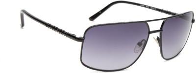 Guess Aviator Sunglasses(Grey) at flipkart