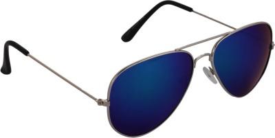 Pede Milan Aviator Sunglasses(Multicolor)