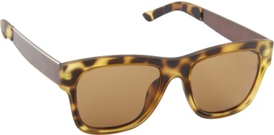 Farenheit Round Sunglasses(Blue) at flipkart