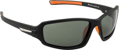 Farenheit Sports Sunglasses(Green) at flipkart