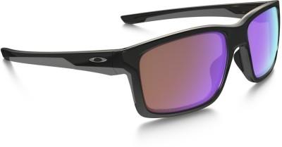 Oakley Wayfarer Sunglasses(Multicolor) at flipkart