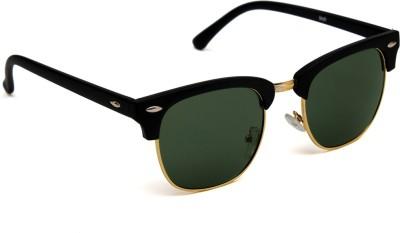 40cd0e38d0a AAO 2025 D green Wayfarer Sunglasses Green Best Price in India