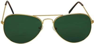 SR 555 Aviator Sunglasses(Green)