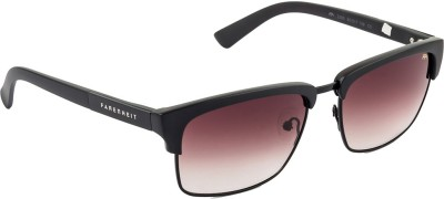 Farenheit FA-2200-C5 Wayfarer Sunglasses(Brown) at flipkart