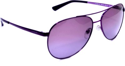 Vogue Aviator Sunglasses(Pink)