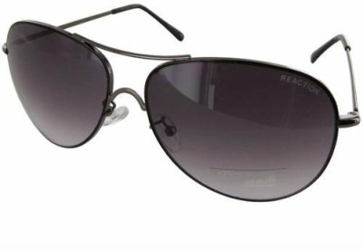 Kenneth Cole Aviator Sunglasses(Grey) at flipkart