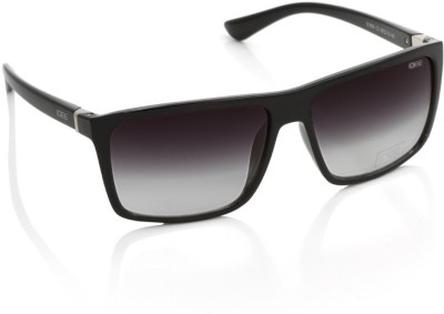 IDEE Wayfarer Sunglasses(Black)