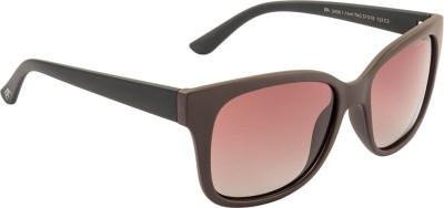 Farenheit Wayfarer Sunglasses(Brown) at flipkart