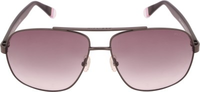 Tommy Hilfiger TH 7869 Gungr-35 C2 60 S Rectangular Sunglasses(Pink) at flipkart
