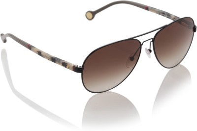 Carolina Herrera Sunglasses(Brown) at flipkart