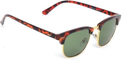 Eyeland Wayfarer Sunglasses(Green)