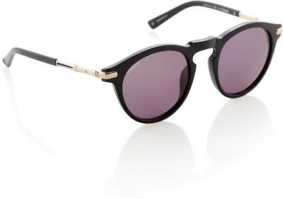 Titan Round Sunglasses(Violet) at flipkart