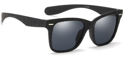 Chemistry Wayfarer Sunglasses(Black) at flipkart