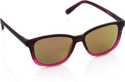 Joe Black Wayfarer Sunglasses(Green) at flipkart