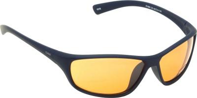 IDEE Sports, Wrap-around Sunglasses(Orange)