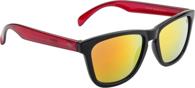 Superman Wayfarer Sunglasses(Yellow) at flipkart