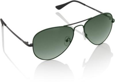 IDEE Aviator Sunglasses(Green)