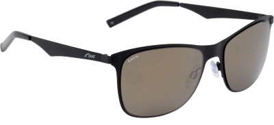 Fave Wayfarer Sunglasses(Green) at flipkart