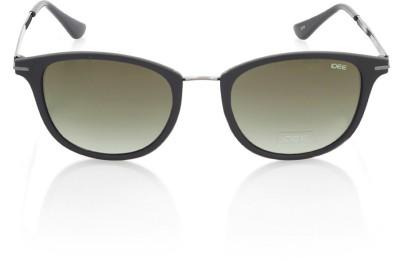 IDEE Cat-eye Sunglasses(Grey)