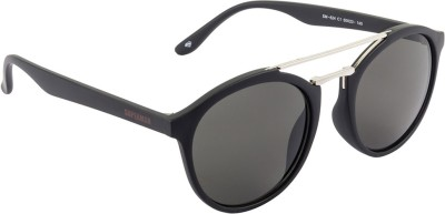 Superman Round Sunglasses(Green) at flipkart